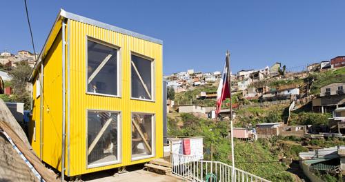 Nodo de Arquitectura Sustentable