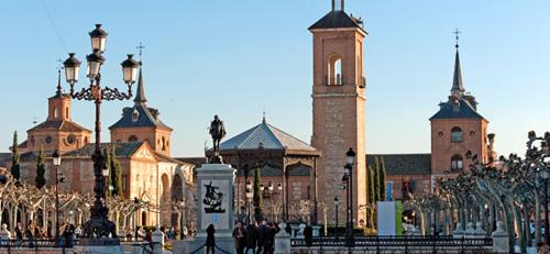 Pasantía en Alcalá