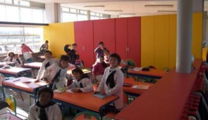 Evolución del Aula Escolar