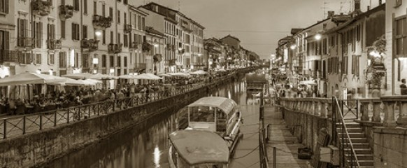 Pasantia en Milán