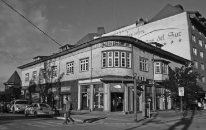 Tesis de Arquitectura Moderna en Madera