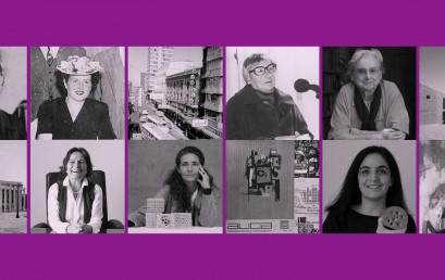 Arquitectas y Urbanistas chilenas del siglo XX