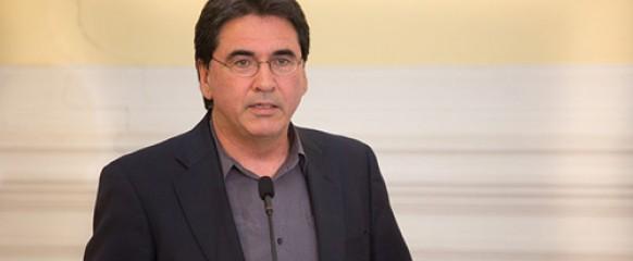 Dr. Francisco Sabatini en el DAU