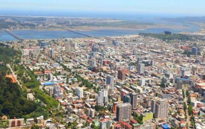 Concepción, elegida como la mejor ciudad para vivir en Chile