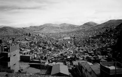 Paisaje y Morfologia Urbana