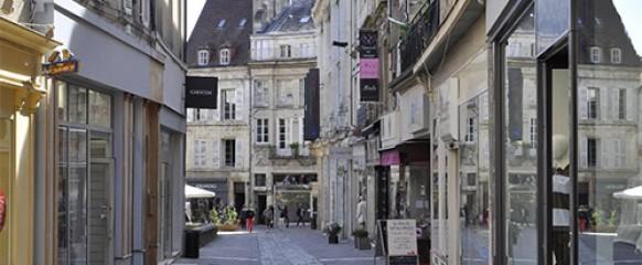 Pasantía en Poitiers, Francia