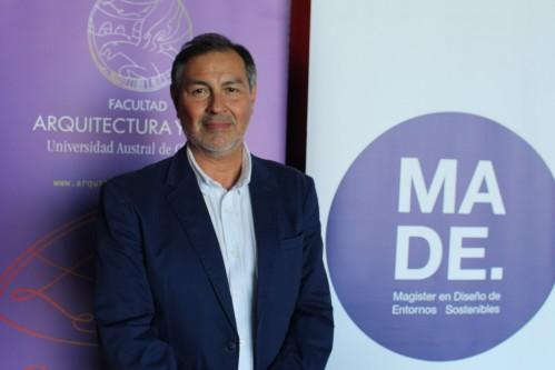 Charla Dr. Pablo Fuentes en MADE