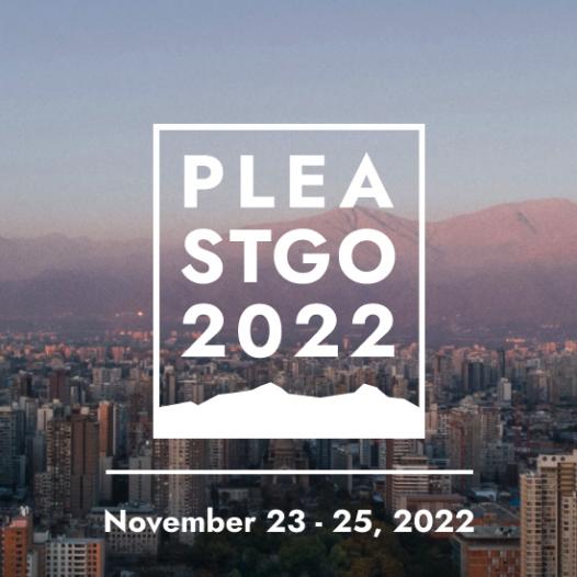 Conferencia Internacional PLEA 2022